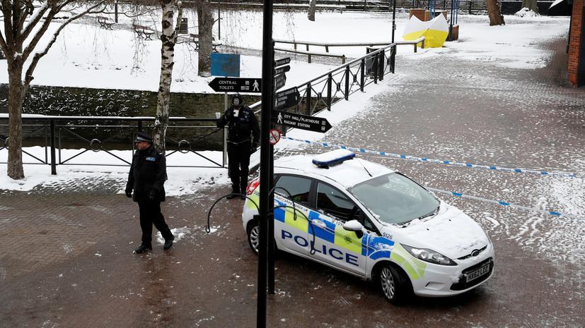 В МИД России не исключили, что Великобритания могла срежиссировать инцидент в Солсбери