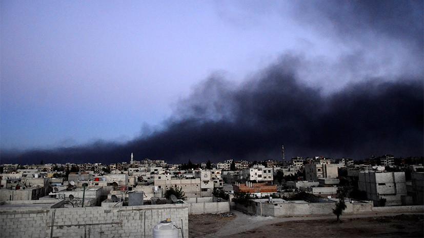 Минобороны: на освобождённых от боевиков территориях Сирии найдено более 40 тонн отравляющих веществ