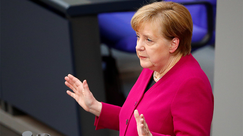 Меркель рассказала, что была бы рада не упоминать Россию в связи с делом Скрипаля
