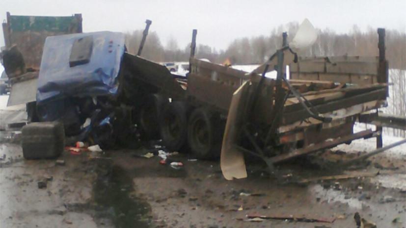 Бастрыкин поставил на контроль проверку по факту ДТП с участием автобуса в Томской области