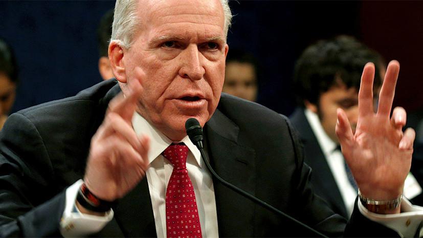 «Урусских что-то есть наТрампа»— Экс-глава ЦРУ