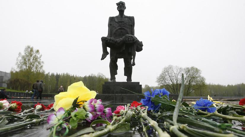 «Это были аморальные коллаборационисты»: как украинские историки пытаются оправдать убийц жителей белорусской Хатыни