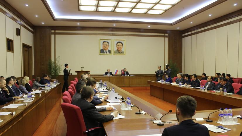 Глава Минвостокразвития России предложил упростить визовый режим с КНДР