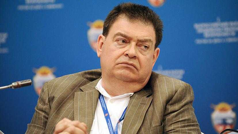 МВД: в Москве задержан экс-депутат Госдумы Варшавский