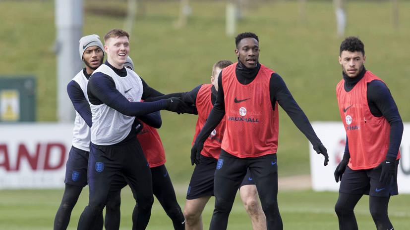 СМИ: Английские футболисты пройдут тесты на астму в преддверии ЧМ-2018 в России