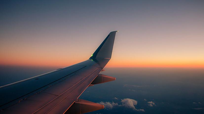 Вылет самолёта «Саратовских авиалиний» отменили из-за сработавшей при разбеге сигнализации