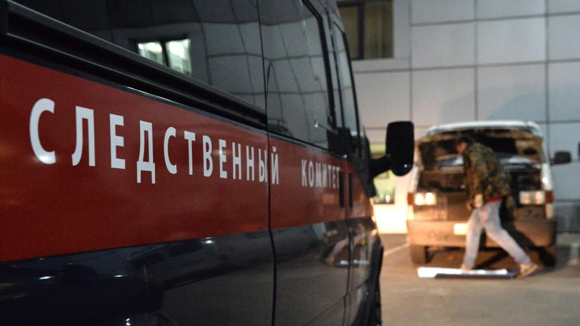 СК начал проверку после схода с рельсов локомотива пассажирского поезда в Тверской области