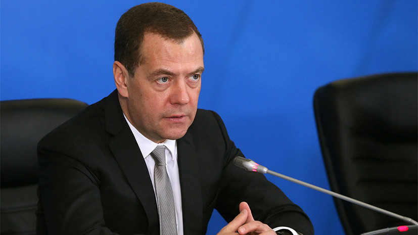 Медведев подписал постановление об индексации социальных пенсий с 1 апреля