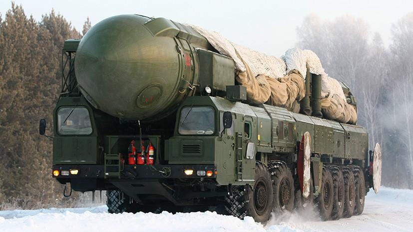 В Минобороны анонсировали масштабные учения ракетных войск на Урале