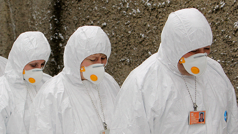 В Чехии произошёл взрыв на химическом предприятии