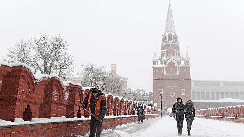 «Снег растает нескоро»: когда в Центральную Россию придёт настоящая весна