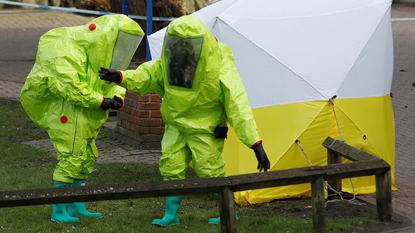 СМИ: Британский суд разрешил отправить образцы крови Скрипалей на экспертизу в ОЗХО