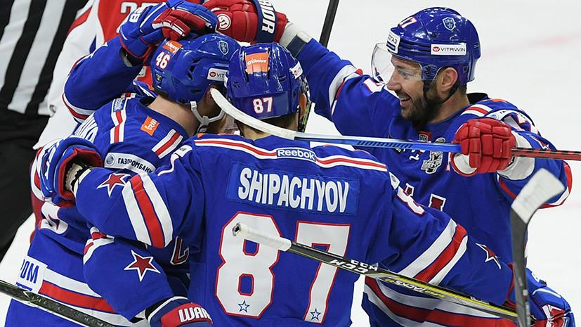 Шайба Ковальчука помогла СКА обыграть «Локомотив» и выйти в финал Западной конференции КХЛ