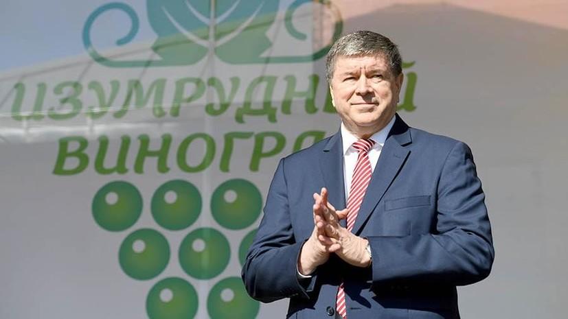 Посол Молдавии вернулся в Москву