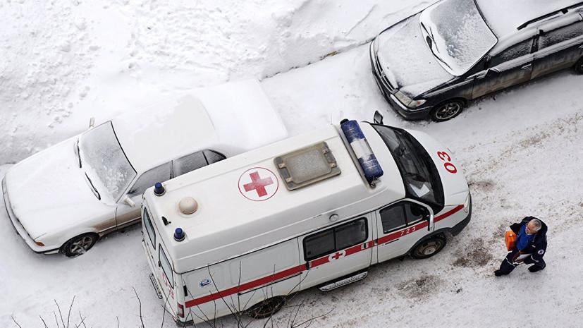 В Челябинске обстреляли приехавшую на вызов машину скорой помощи