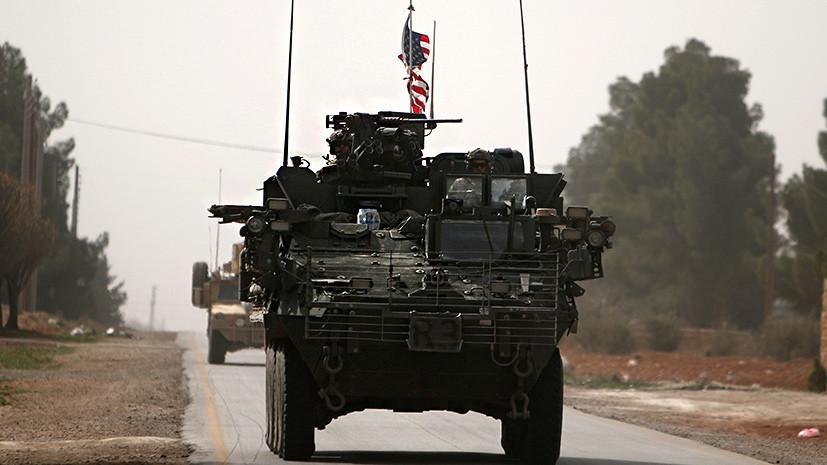 В коалиции рассказали о контактах между представителями командования России и США в Сирии