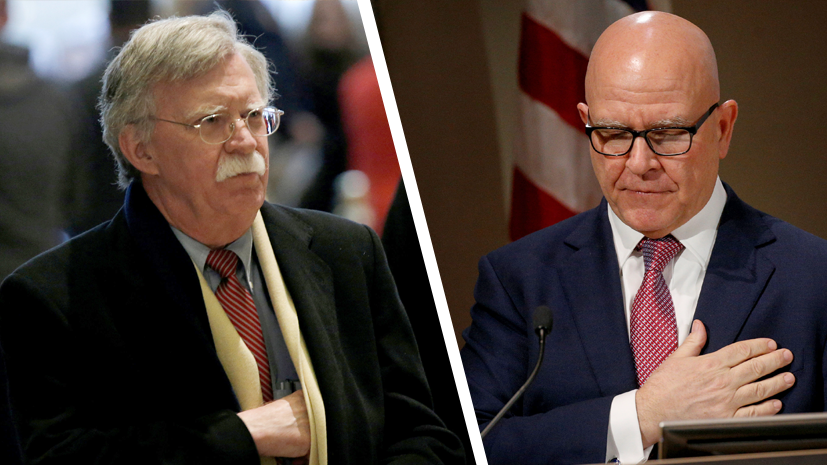 «Нужны опытные русофобы»: что стоит за назначением ястреба Джона Болтона на пост советника Трампа