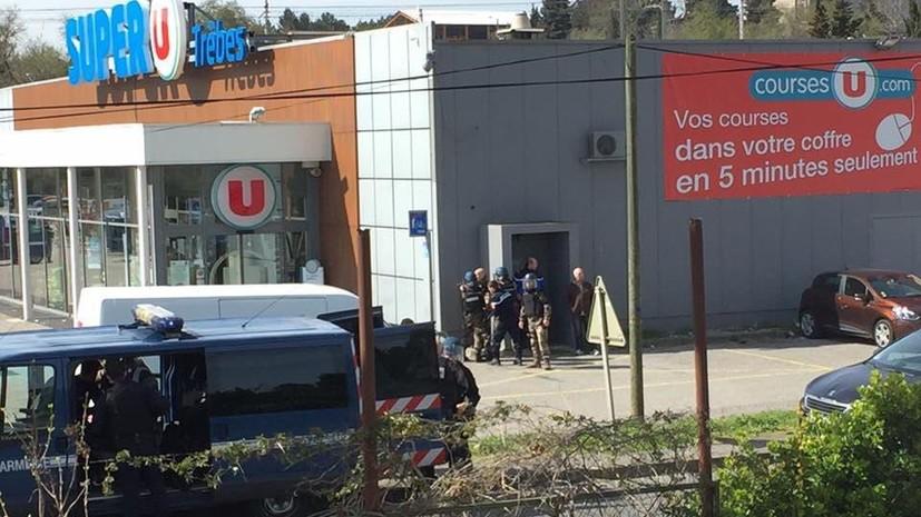 СМИ: На юге Франции неизвестный открыл огонь по спецназовцам