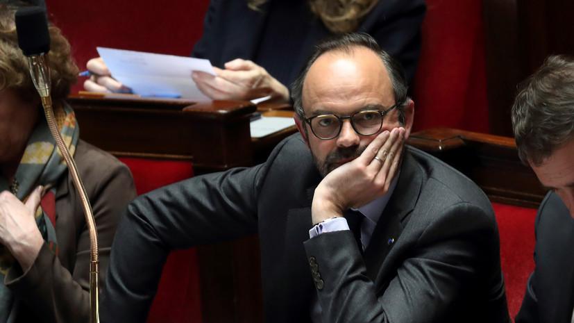 Премьер Франции назвал серьёзной ситуацию с захватом заложников на юге страны