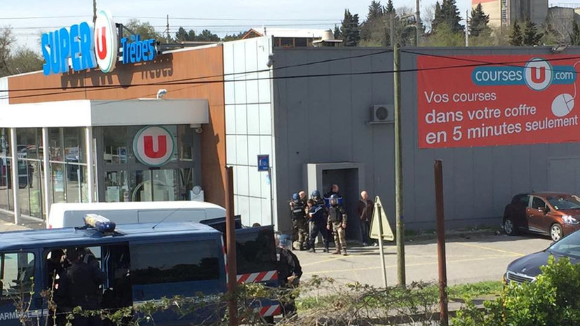 Полиция сообщила о пострадавших в результате захвата заложников во Франции