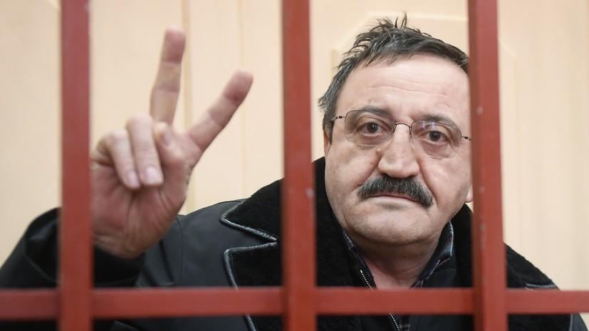 Суд в Москве арестовал экс-главу управления антимонопольной службы Дагестана