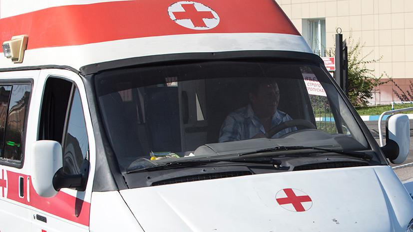 В Челябинске полиция возбудила дело в связи с обстрелом машины скорой помощи