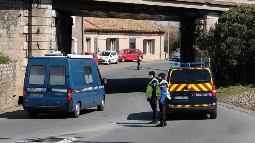 СМИ сообщили о трёх погибших при захвате заложников на юге Франции