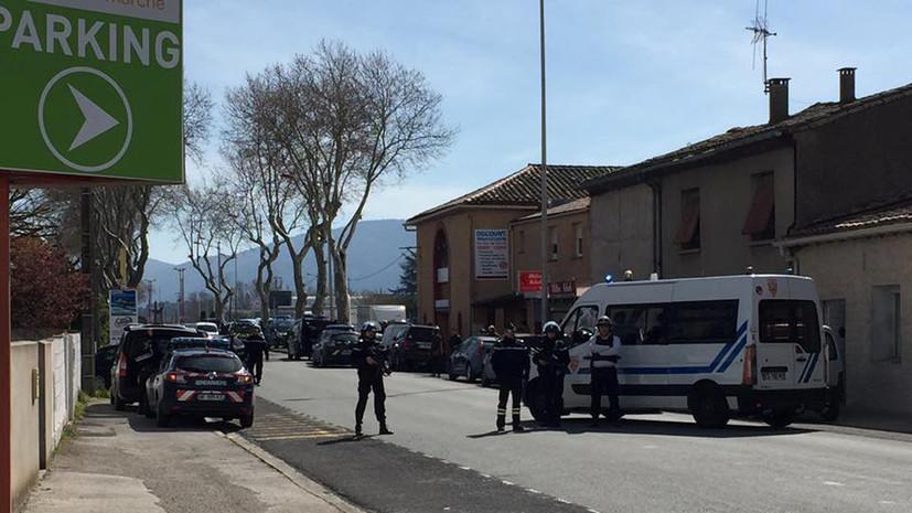 Полиция ликвидировала захватившего заложников на юге Франции
