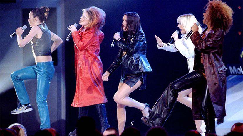 Spice Girls займутся озвучкой анимационного фильма