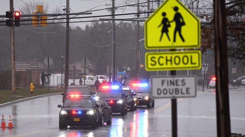 Пострадавшая при стрельбе в школе Мэриленда скончалась