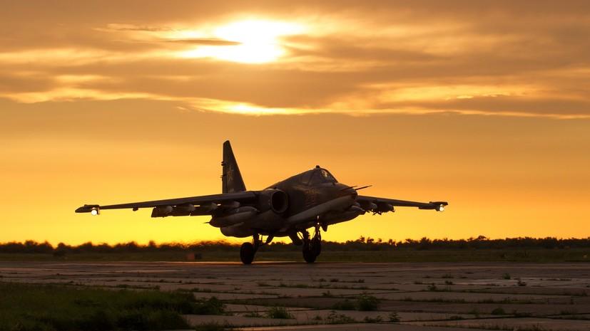 В Приморье штурмовик Су-25 назвали в честь погибшего в Сирии лётчика Филипова