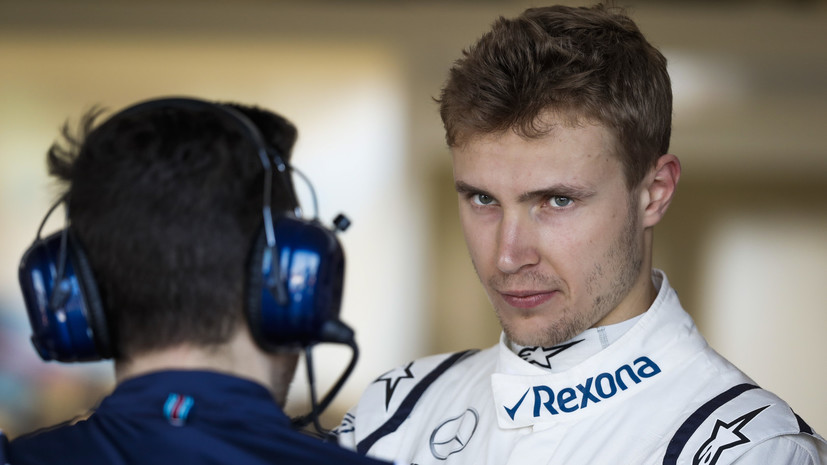 Дебютант «Формулы-1» Сергей Сироткин занял 19-е место в квалификации Гран-при Австралии
