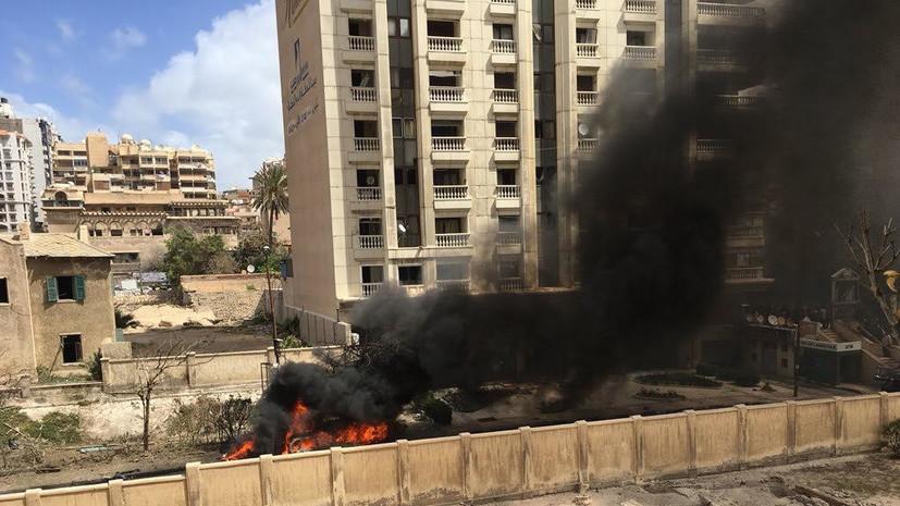Число жертв теракта в Александрии возросло до двух