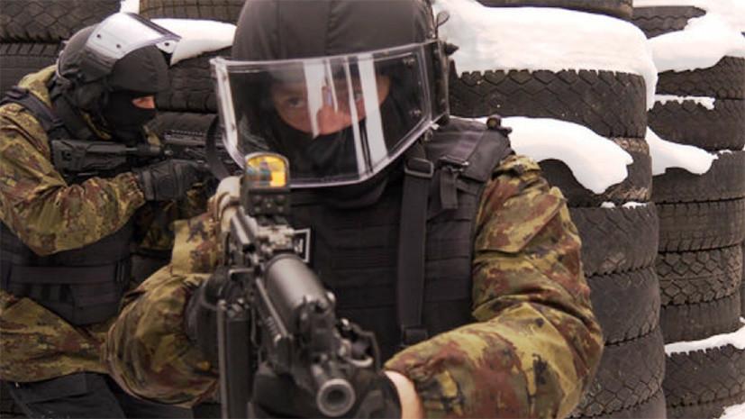 НАК: нейтрализованный в ходе КТО в Дагестане боевик был связан с ИГ