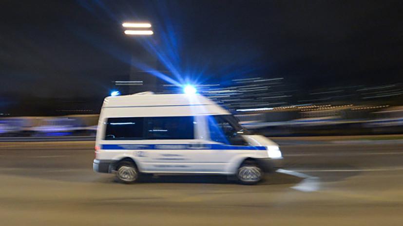 В Петербурге арестован открывший стрельбу по сотрудникам полиции мужчина