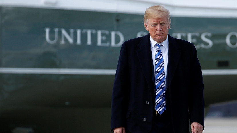Трамп выразил соболезнования в связи с нападением на юге Франции
