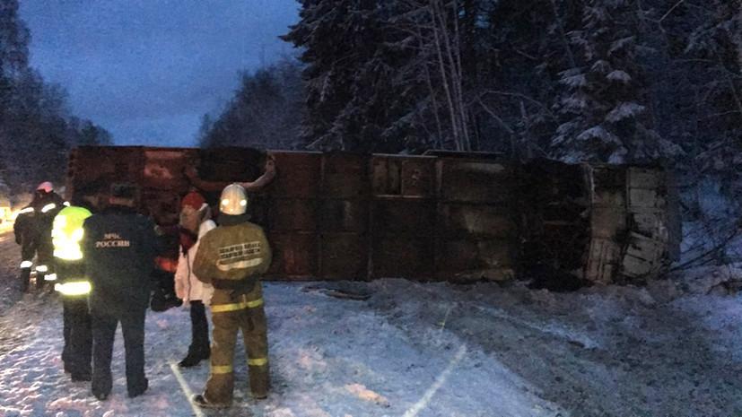 Следователи возбудили уголовное дело по факту крупного ДТП в Псковской области