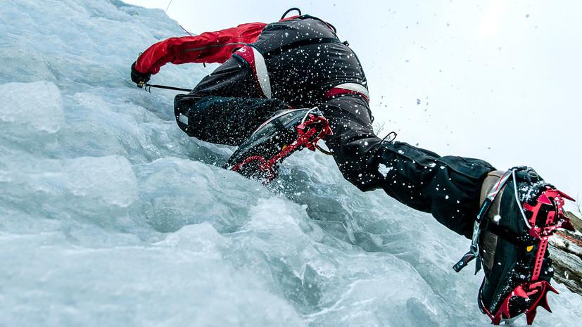 СМИ: Семь альпинистов заблокированы под завалом в горах Японии
