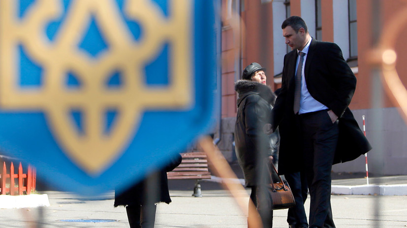 Что стоит за словами Виталия Кличко о намерении участвовать в выборах президента Украины