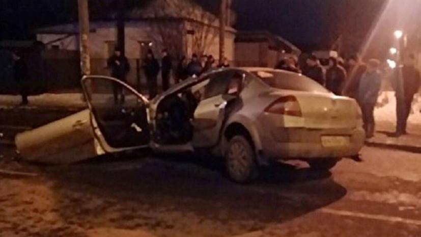В Челябинске в ДТП с участием двух автомобилей погибли четыре человека