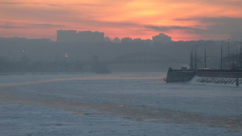 В Москве объявлен «жёлтый» уровень погодной опасности на 26 марта