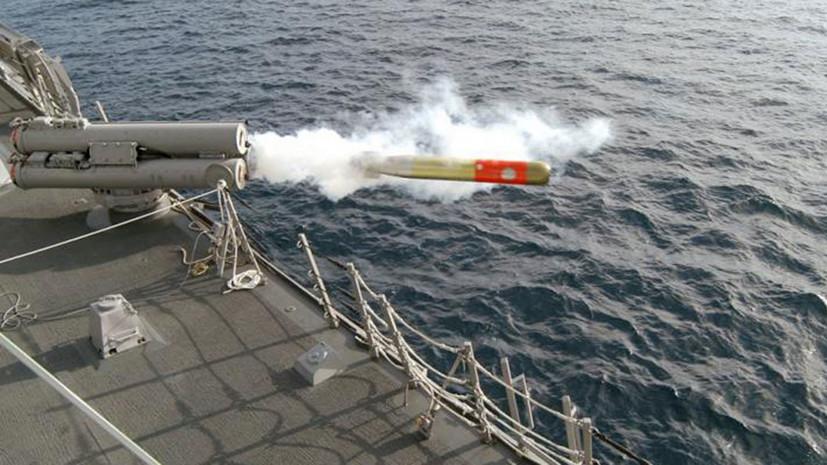 Разработчик заявил о способности российского «Кита» в одиночку потопить авианосец