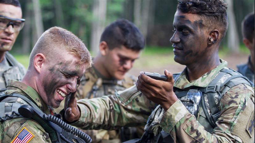Как в США учат военных по комиксам о конфликте с Россией