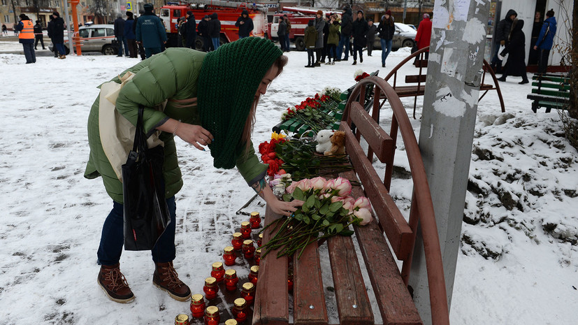 Сотни людей прибыли сдать кровь для пострадавших при пожаре в ТЦ Кемерова