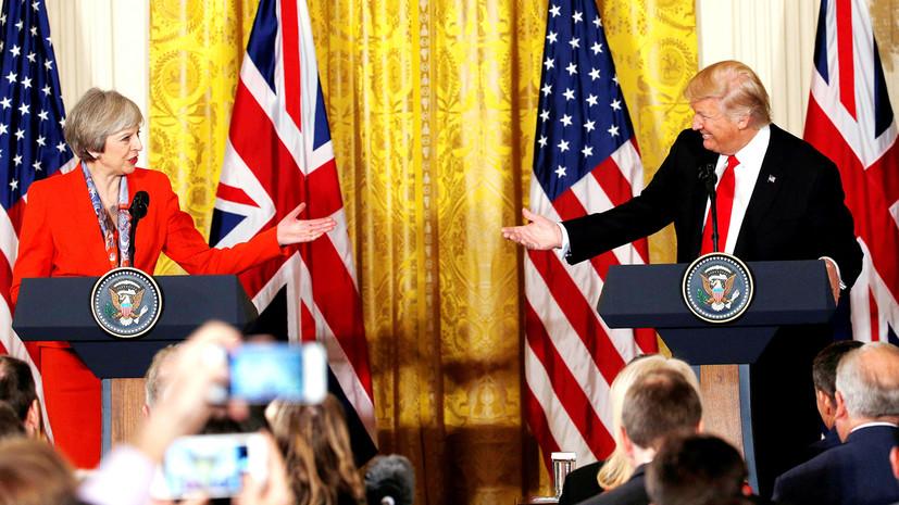 «Ради мировой стабильности»: российские дипломаты призвали США успокоить Лондон в связи с делом Скрипаля