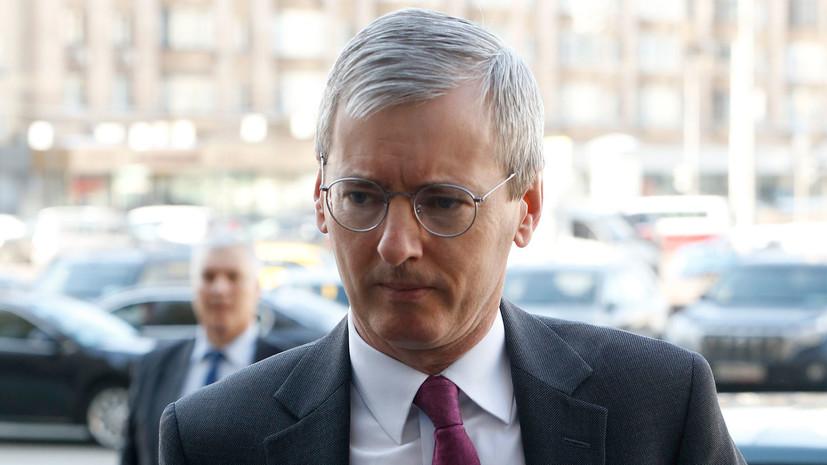 Посол Британии в России выразил соболезнования в связи с пожаром в ТЦ Кемерова
