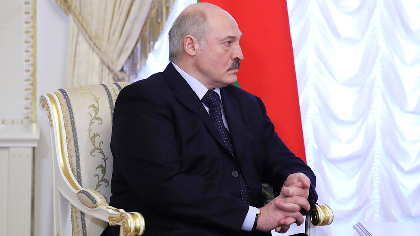 Лукашенко выразил соболезнования в связи с трагедией в Кемерове
