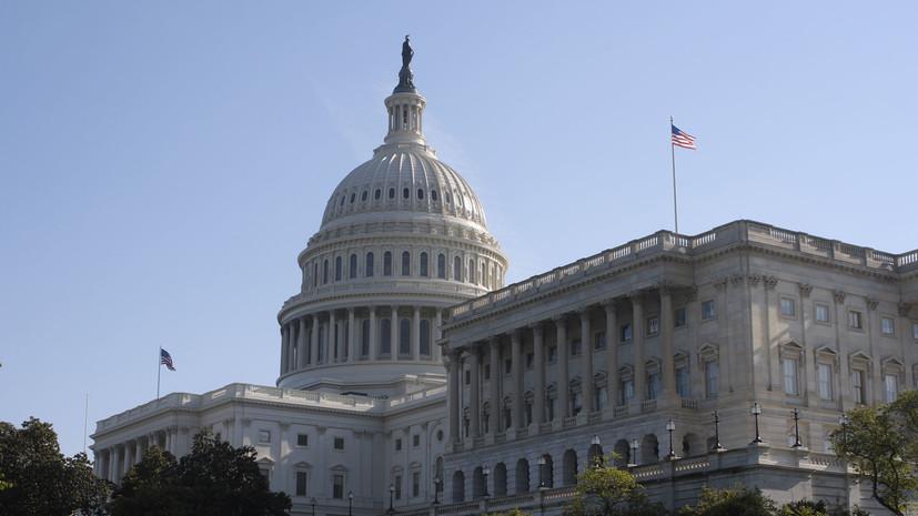 В Вашингтоне заявили, что оставляют открытой дверь для диалога с Москвой