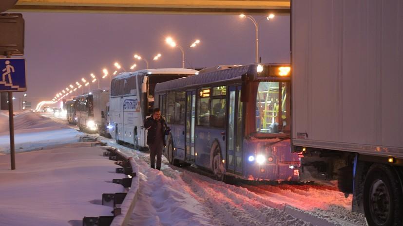 В России контролёрам могут разрешить требовать паспорт у пассажиров в транспорте