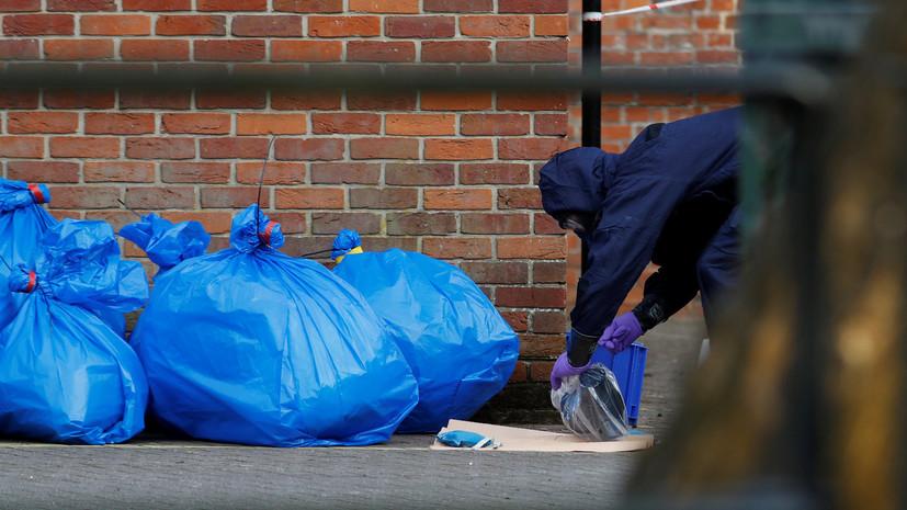 Источник: в общественных местах в Солсбери проведут дезинфекцию